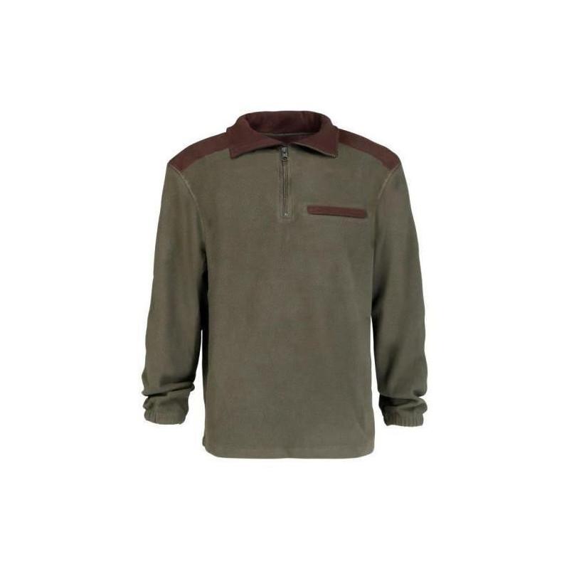 Idaho Micro-fleece polo majica dugih rukava