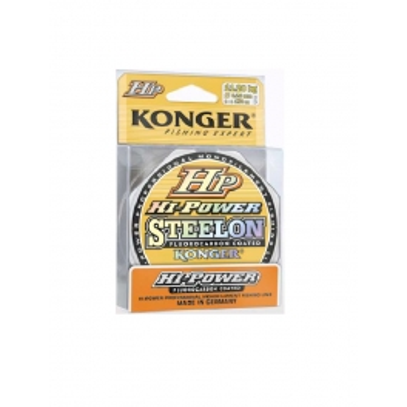 Konger Steelon HP HI-Power Fluorocarbon najlon   150m