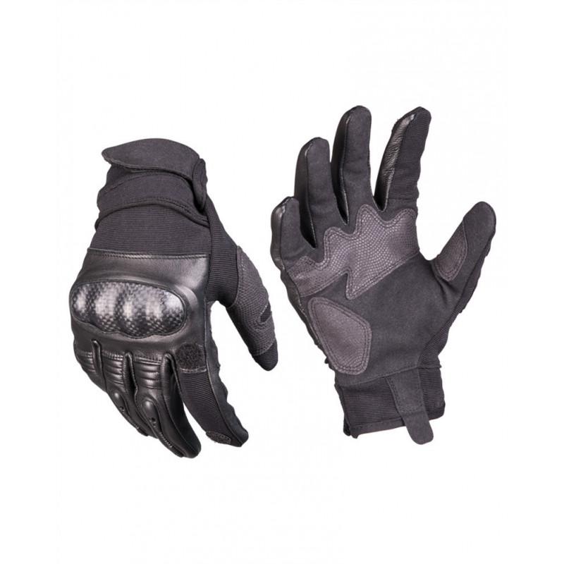 Mil-tec Tactical Gen. II rukavice | crne