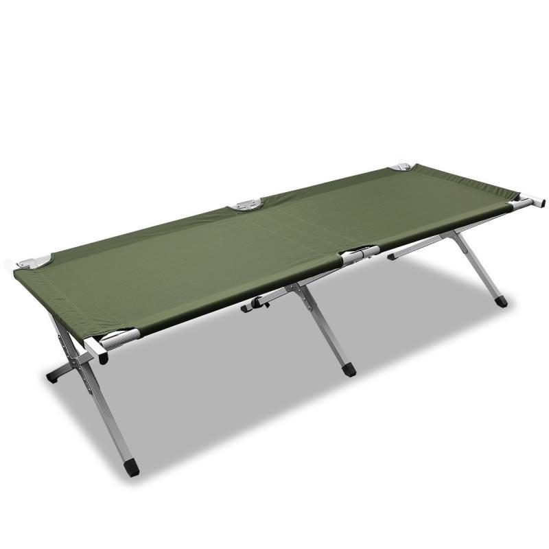 Mil-tec US Style alum. vojni krevet | 190x65x42cm