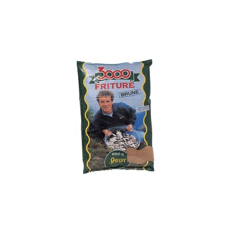 Sensas 3000 Friture smeđa hrana | 800g