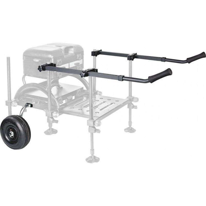 Traper Competition GST ručke i kotači za platformu