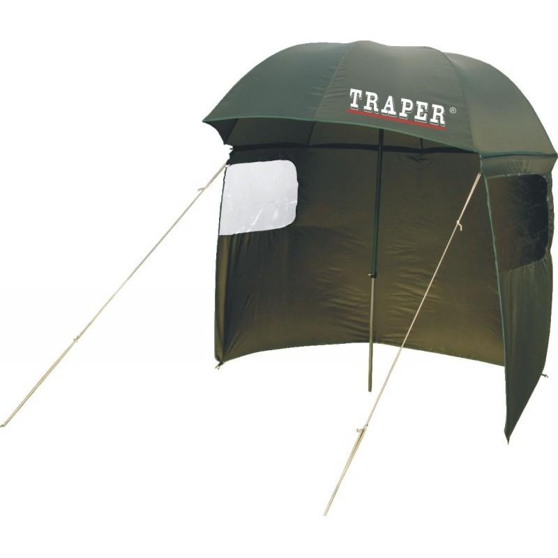 Traper kišobran sa zaklonom | 2,5m