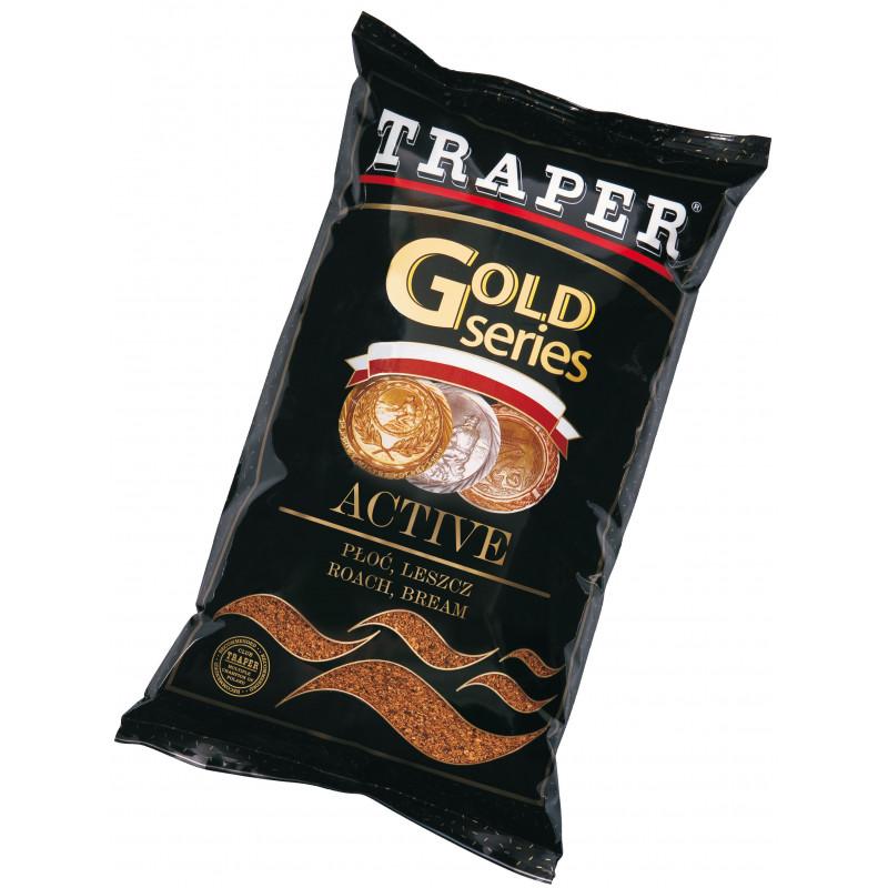 Traper Gold Series Active hrana | crvena