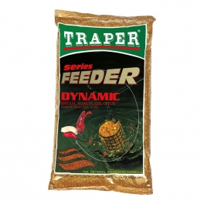 Traper Groundbait Feeder Dynamic hrana | 1kg