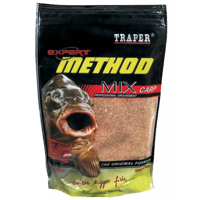 Traper Expert Method Mix hrana | 1kg