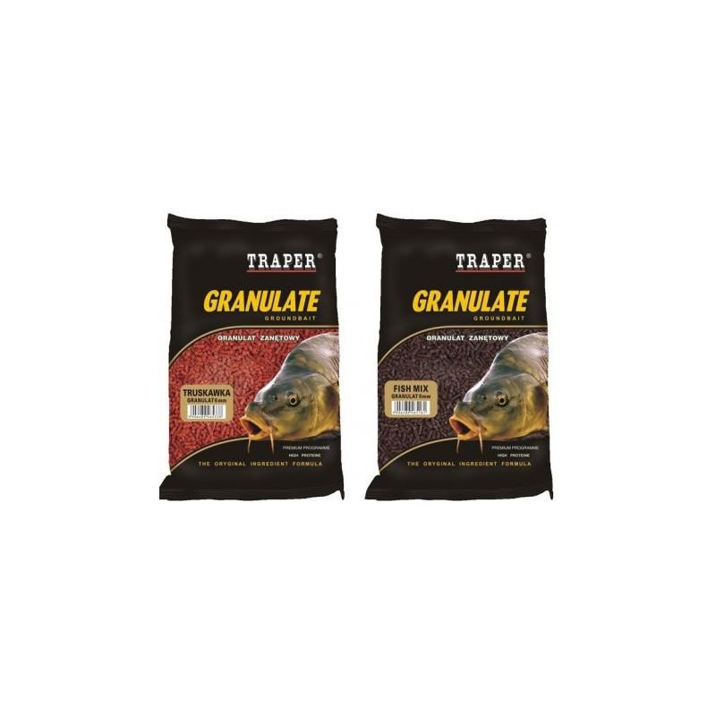 Traper Granulat pelete | 3mm