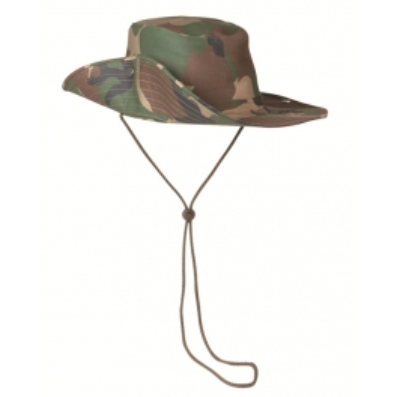 Mil-tec Busch šešir (GR.55) | woodland