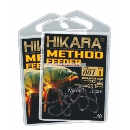Hikara Method Feeder udice | 002