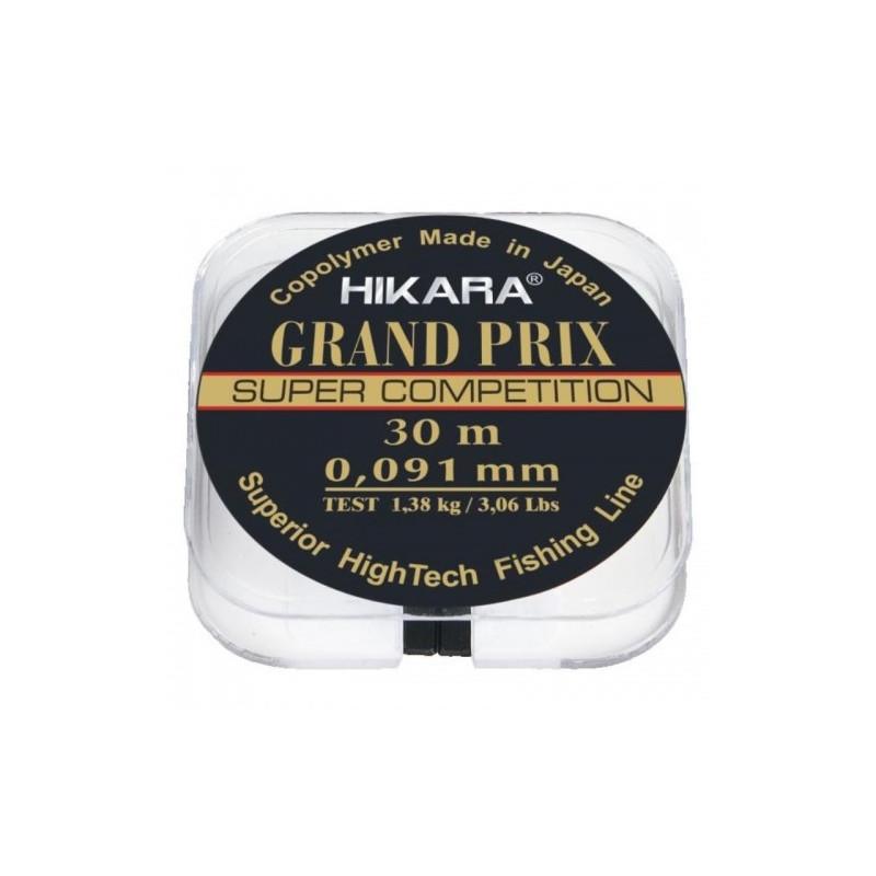 Hikara Grand Prix FluoroCarbon coated najlon | 30m
