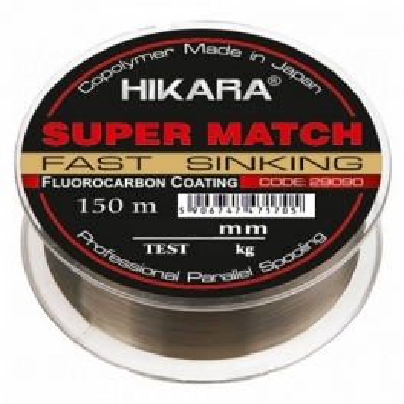 Hikara Super Match Fast Sinking najlon | 150m
