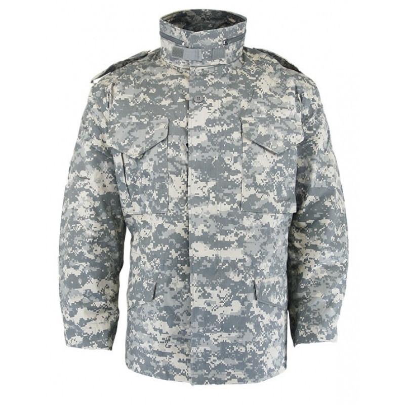 Mil-tec M-65 jakna | digital
