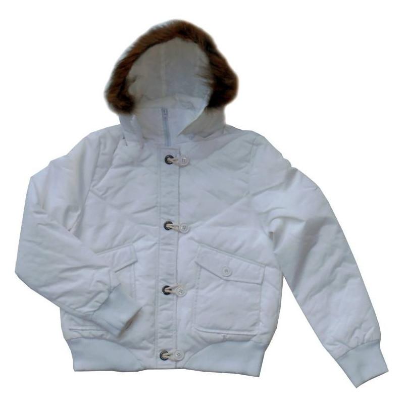 Westrooper Flight N2B jakna | bijela
