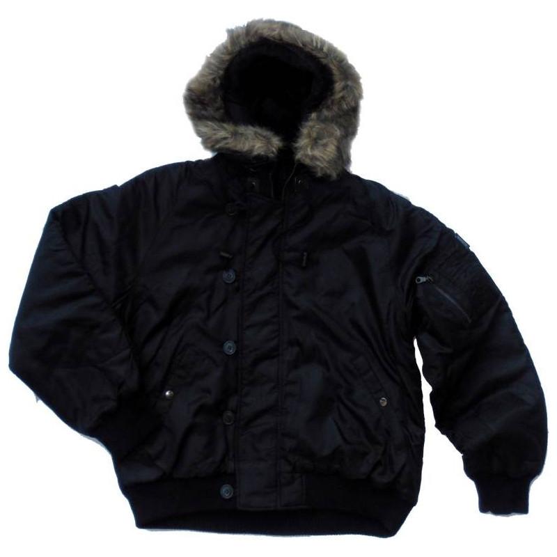 Westrooper N2B jakna | crna
