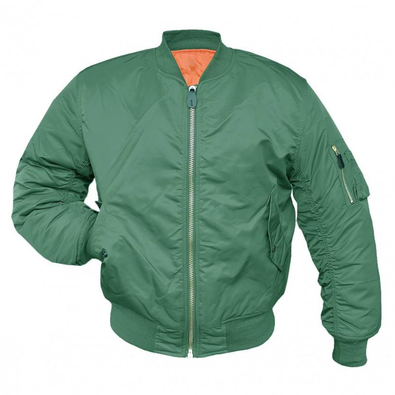 M-Tramp MA-1 Pilot jakna | zelena