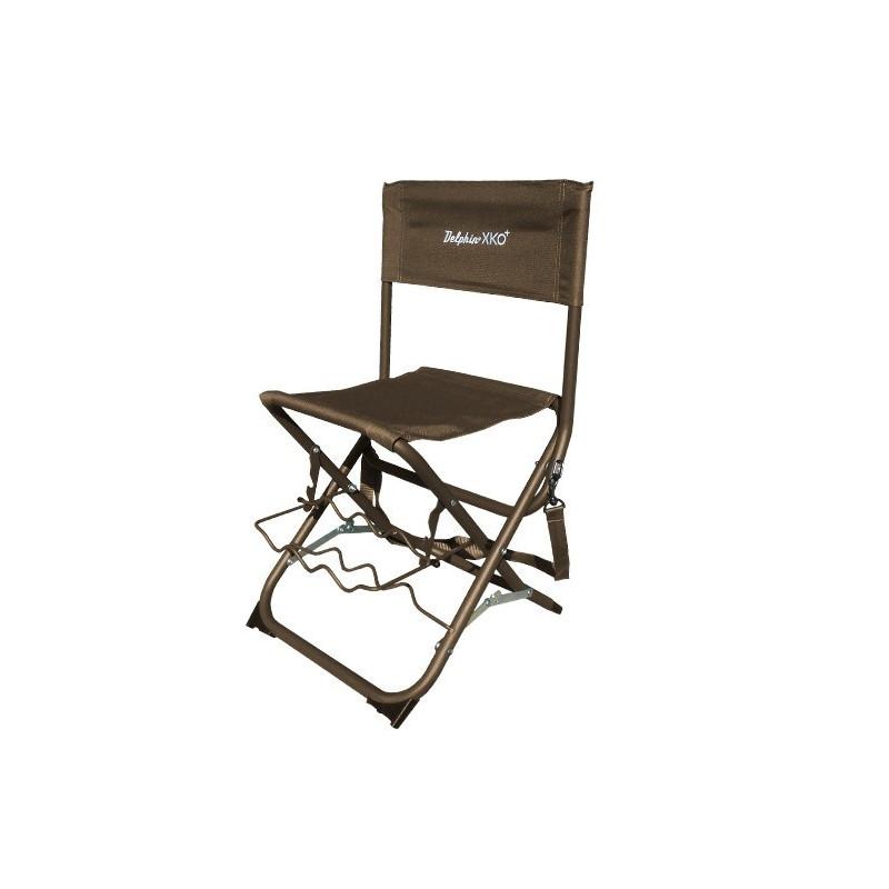 Delphin XKO+ stolica sa držačem štapova