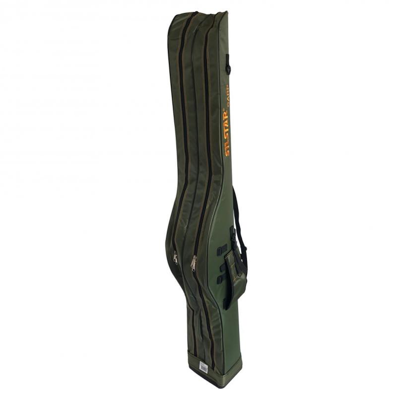 Silstar tvrda torba za 2 šaranska štapa 210cm