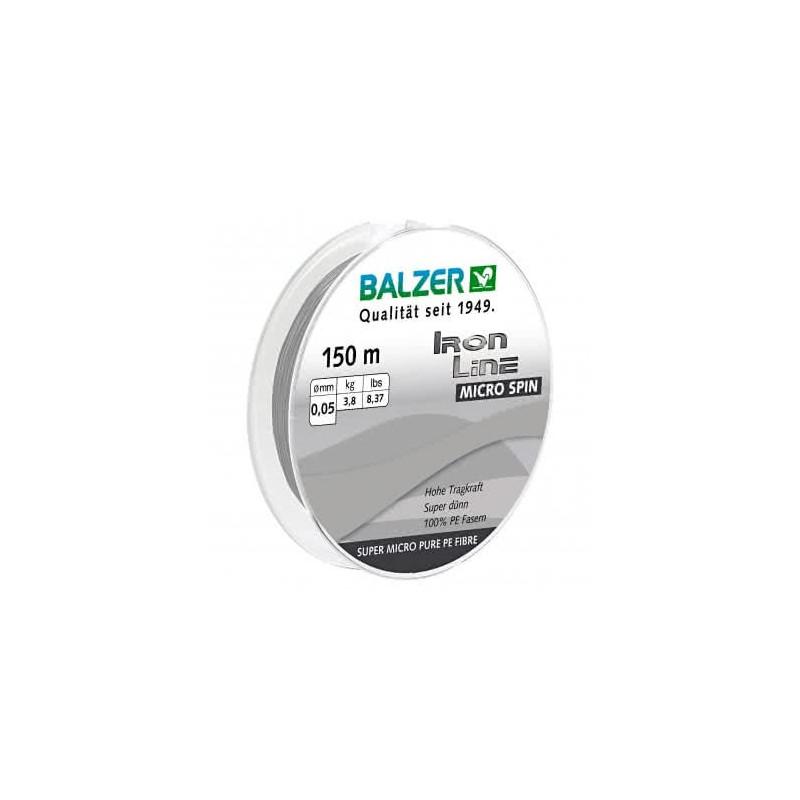 Balzer Iron LIne Micro Spin upredenica | 150m