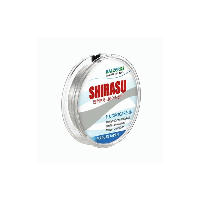 Balzer Shirasu Fluorocarbon najlon 0.60 | 15m