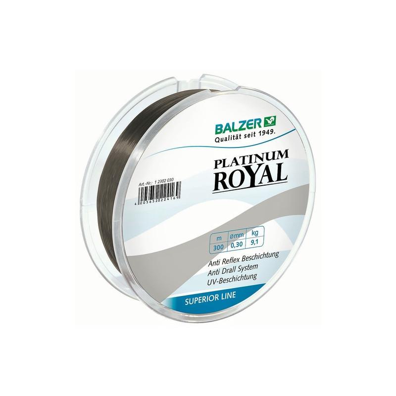 Balzer Platinum Royal najlon   300m