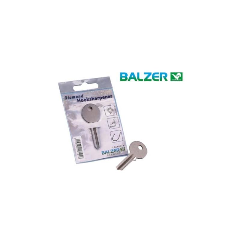 Balzer Dijamantni oštrač udica u obliku ključa