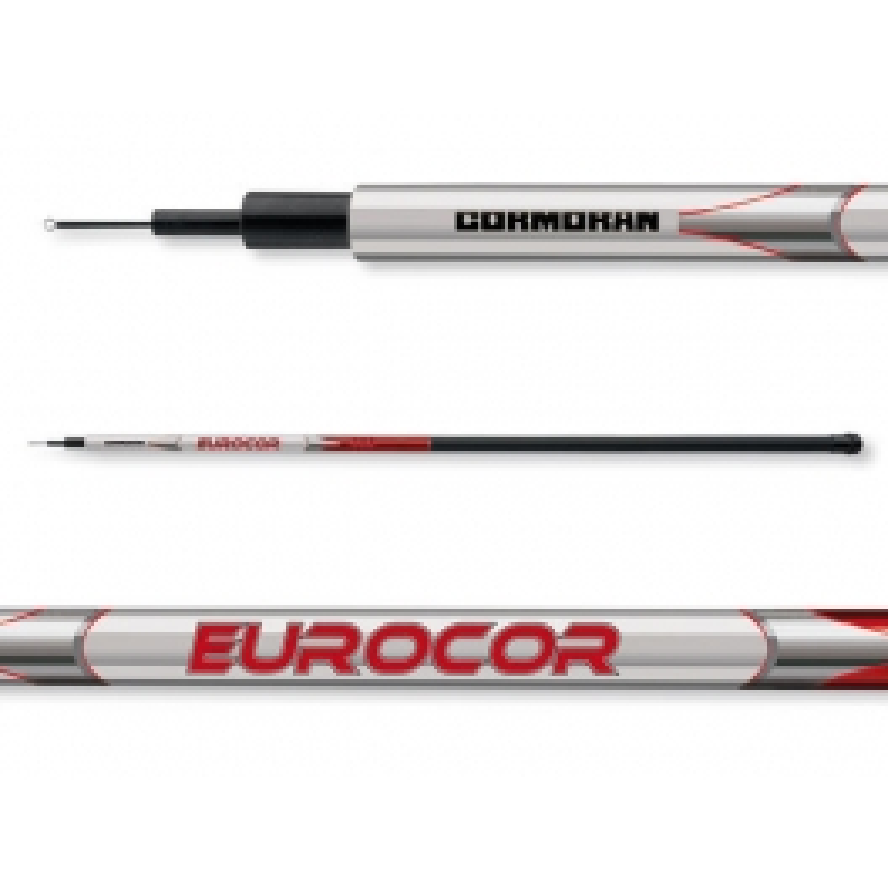 Cormoran Eurocor Tele Whip štap   5 modela