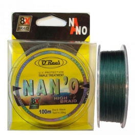 Oreel Nano High Braid upredenica | 100m | 3 debljine