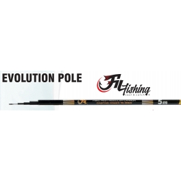 Fil Fishing Evolution pole štap | 10-30g | 3 duljine