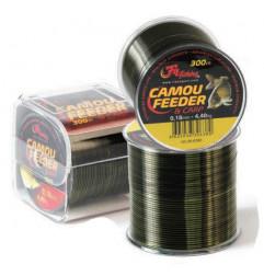 Fil Fishing Camou Feeder & Carp najlon | 300m