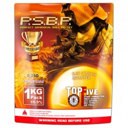 G&G P.S.B.P. BB kuglice 0,25g / 1kg