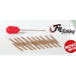 Fil Fishing set anti tangle + igla
