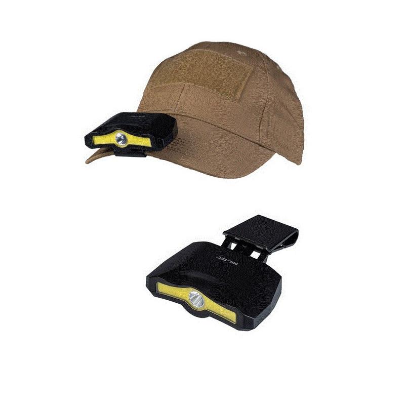 Mil-tec lampa za kapu | 150 lum