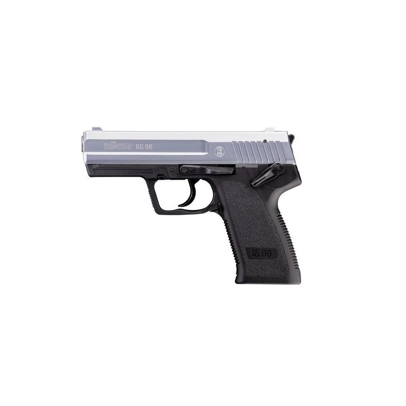 Röhm RG 96 plinski pištolj Alu Chrome   9mm