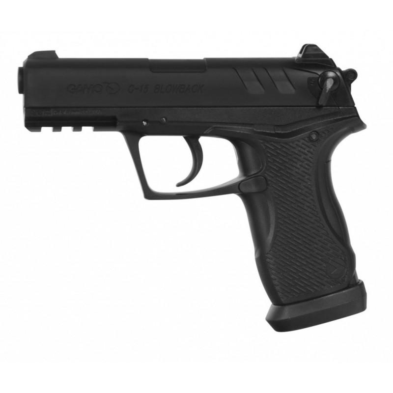 Gamo C-15 Blowback CO2 zračni pištolj | cal 4.5mm