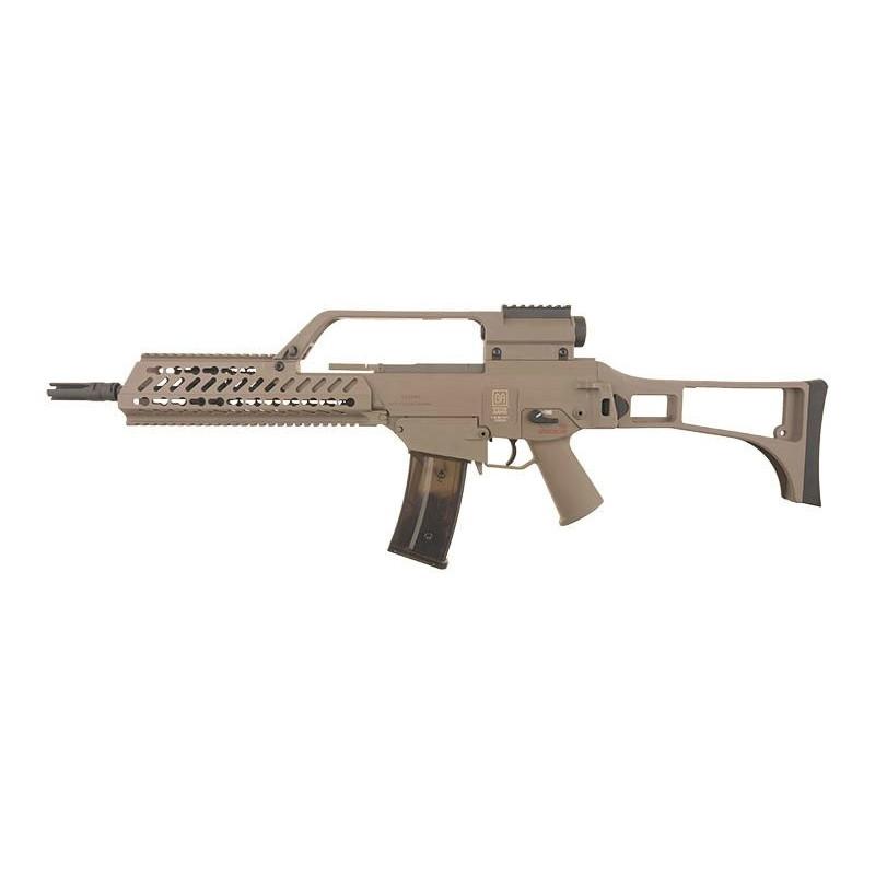 Specna Arms SA-G10 KeyMod EBB Carbine airsoft replika | tan