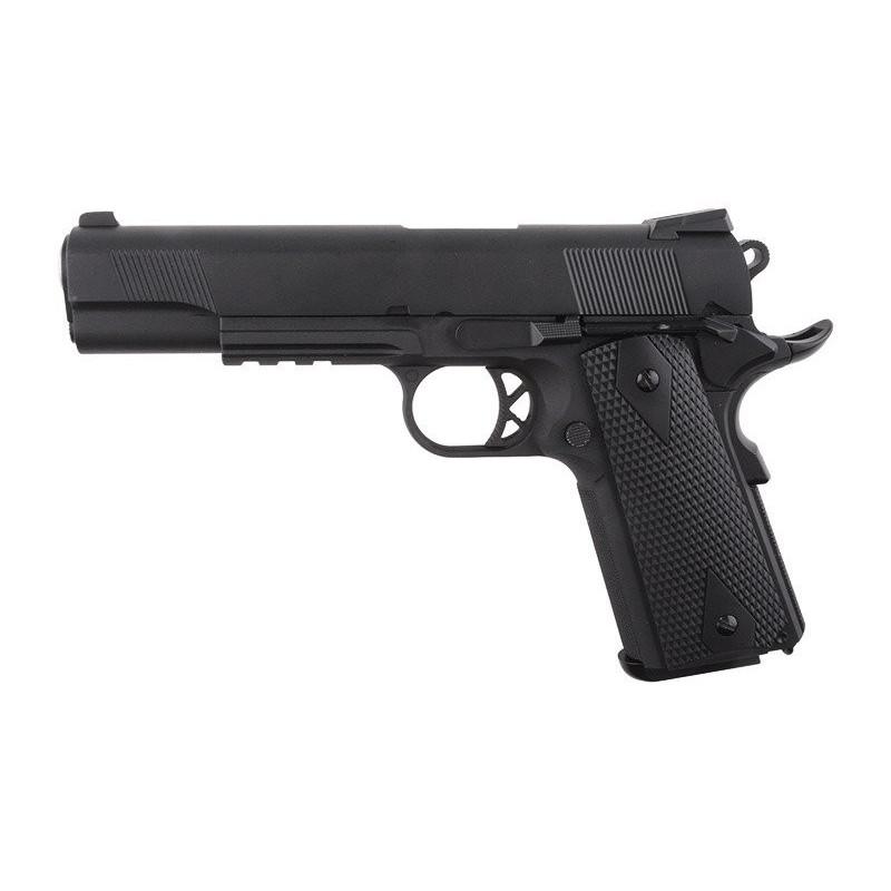WE 1911 Tactical replica airsoft pištolj | black