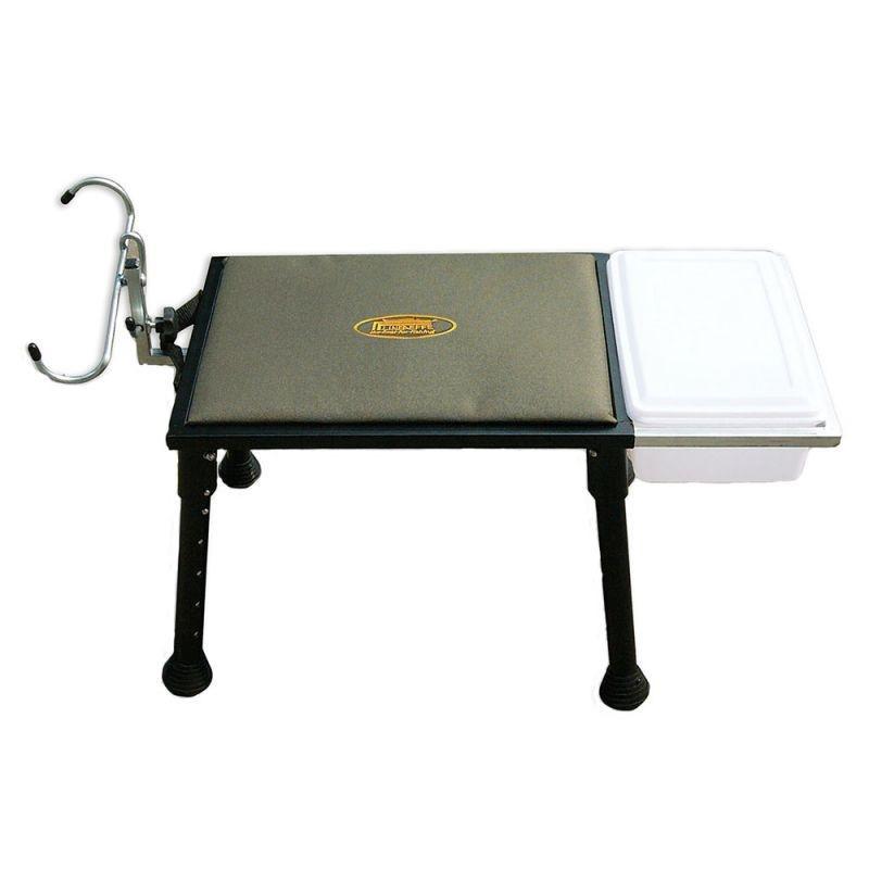 Lineaeffe Match stolica sa držačem štapova | 34 x 38 x 29 cm