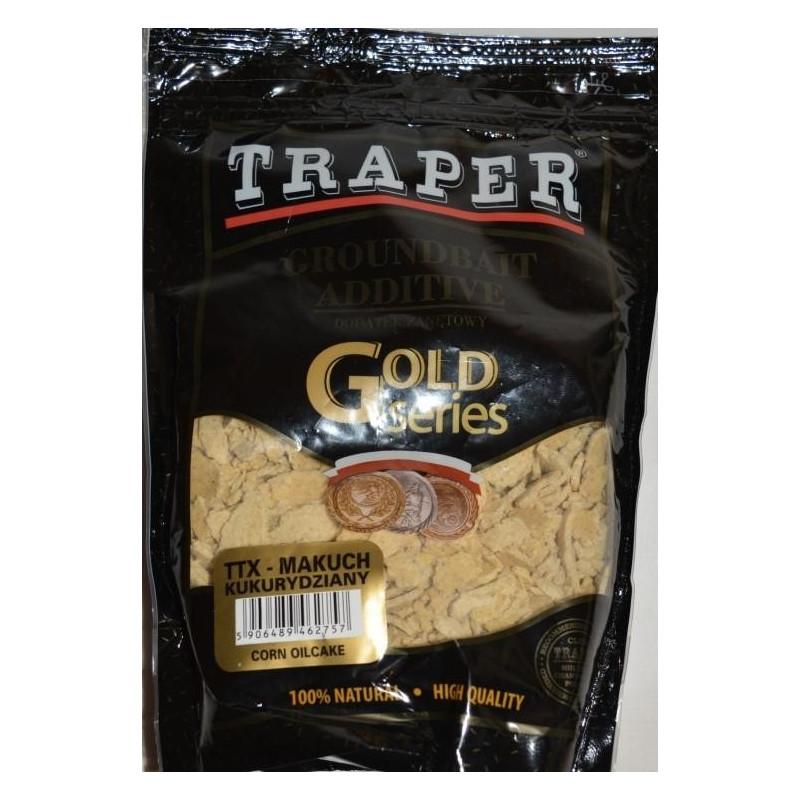 Traper TTX prešani kukuruz   400g