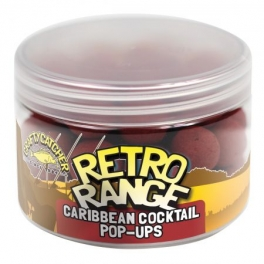 Crafty Catcher Retro Range pop-up boile 15mm | Caribbean cocktail | 35g