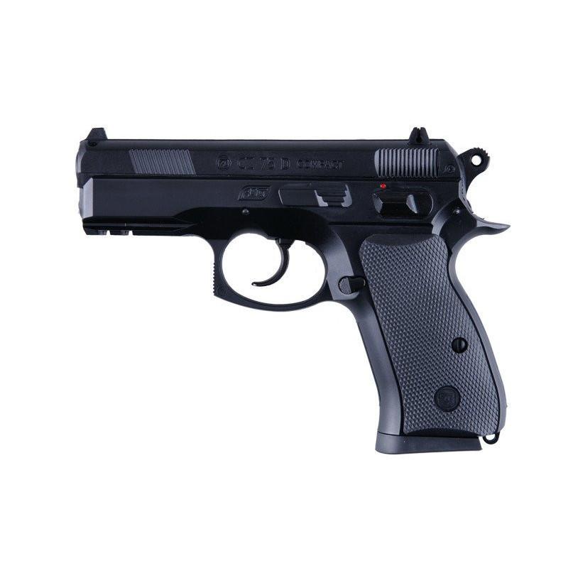 ASG CZ 75D Compact NB CO2 pištolj | airsoft replika
