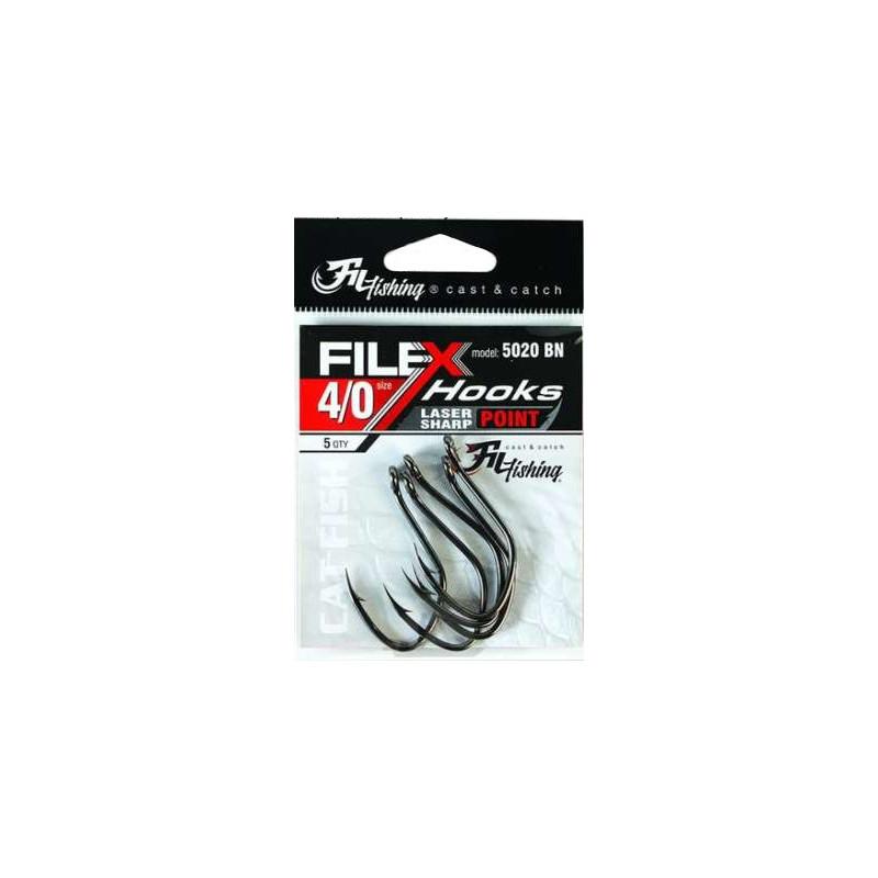 Fil Fishing Filex 5010 BN catfish udice   5 komada
