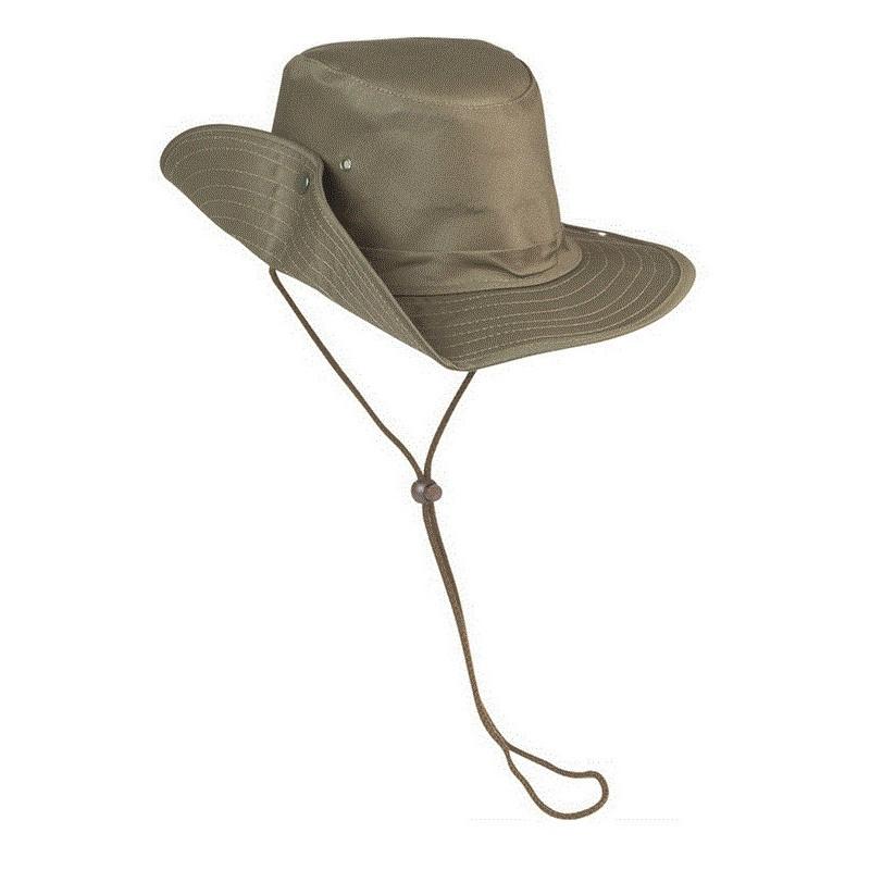 Mil-tec BUSH šešir | olive