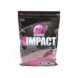 Mainline High Impact boile 1kg | 20mm | spicy crab