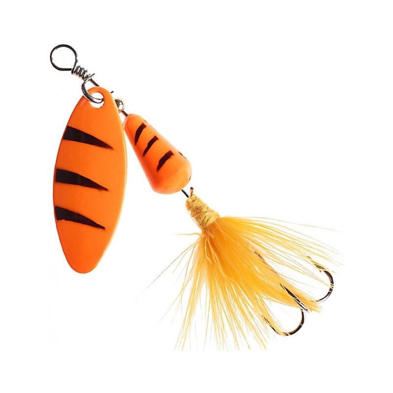 Balzer Colonel Fuzzy Orangetiger leptir