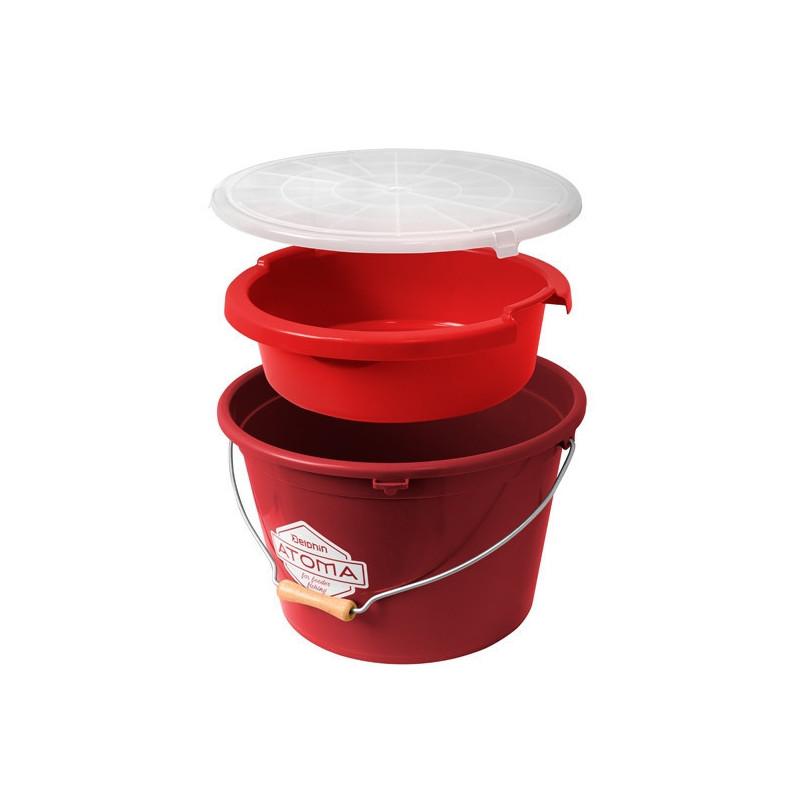 Delphin Atoma COMBI 3u1 feeder kanta | 13 litara