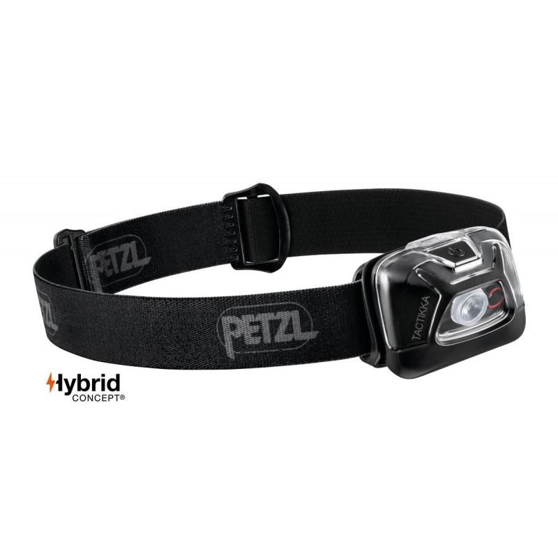 Petzl TACTIKKA® naglavna lampa   crna   300lm