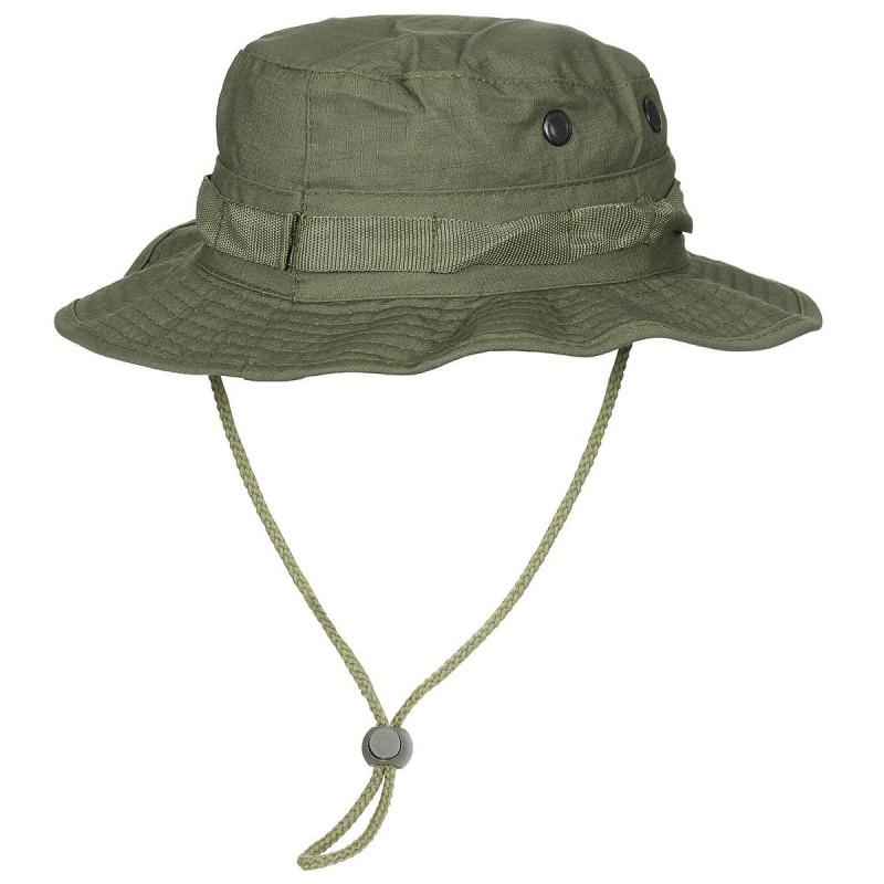 MFH GI Boonie rip stop šešir | OD green