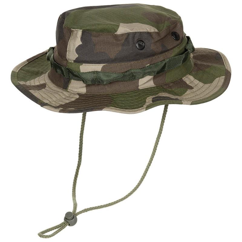 MFH GI Boonie rip stop šešir | CCE camo