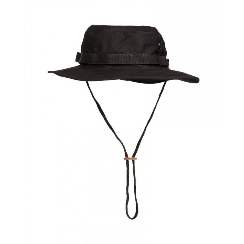 Mil-tec Boonie šeširić | rip-stop | black