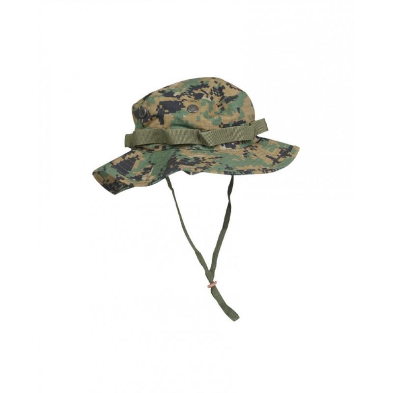 Mil-tec Boonie šeširić | rip-stop | US digital woodland